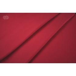 Scene molton stof 300g Kirsebær rød under 30m