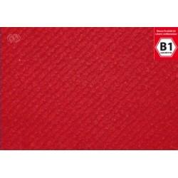 Messe tæppe rød 50m