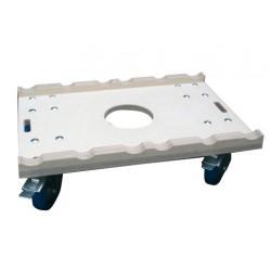 Trussfix stabel vogn for 2 x bro til 4 hjul