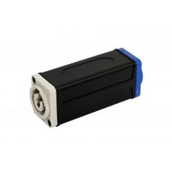 FC-PL samleled powercon grå/blå