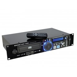 OMNITRONIC XDP-1400 CD-/MP3-Player
