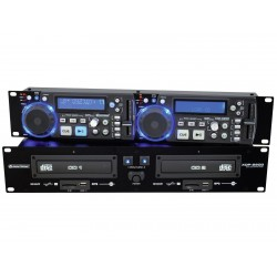 OMNITRONIC XDP-2800 Dual-CD-/MP3-Player