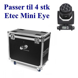 Case for 4 stk. ETEC LED Mini Eye 7