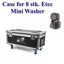 Case for 8 stk. Etec Miniwasher
