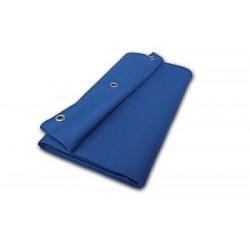 Akustisk gardin Carpet Blue 3m x 3m